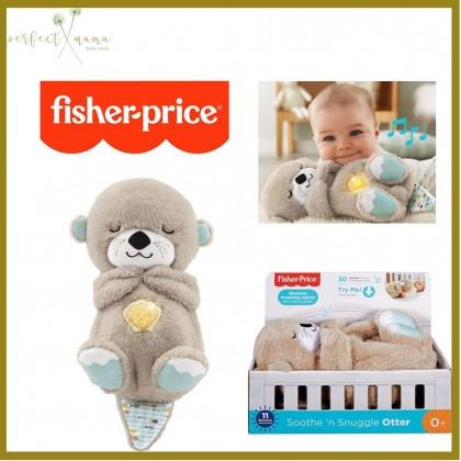 Fisher Price Soothe & Snuggle Otter