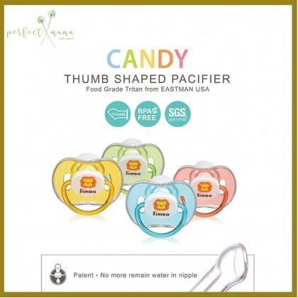 Simba Candy Thumb Shape Pacifier 6m+