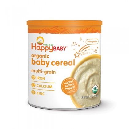 Happy Baby Happy Bellies Cereal 198g