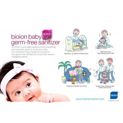 Bioion Baby Sanitizer 250ml