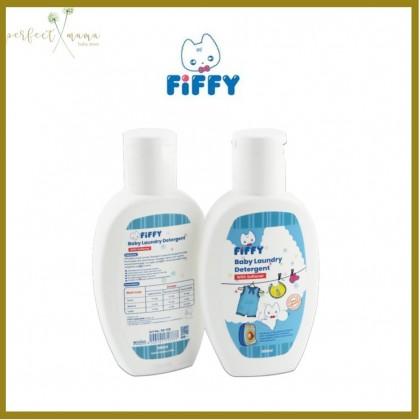 Fiffy Baby Laundry Detergent 100mlx2 Twin Pack Travel Set