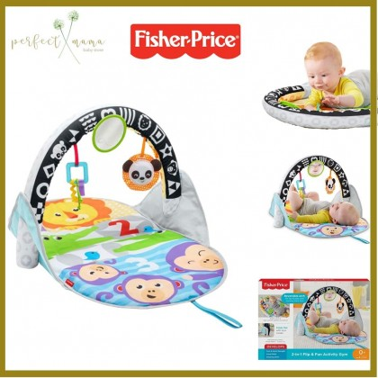 Fisher Price 2 In 1 Flip & Fun Activity Gym