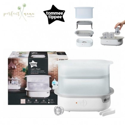 Tommee Tippee Electric Steam Sterilizer The Clash