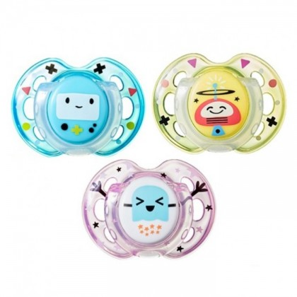 Tommee Tippee Air Soother Single 0-6m