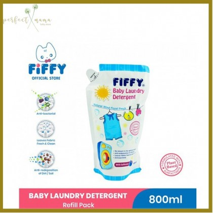 Fiffy Baby Laundry Detergent Refill 800ml