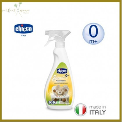 Chicco Fragrance Free Multi Surface Cleanser 500ml