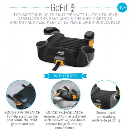 Chicco Go Fit Plus Booster Seat