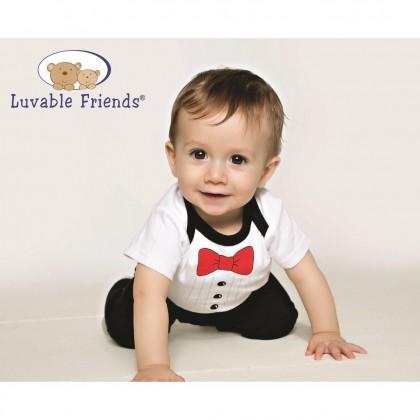 Little Tressure Bodysuit Set 3pc - 72347