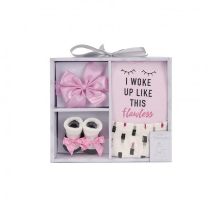 Little Treasure Clothing Gift Set 4pc - LT77008
