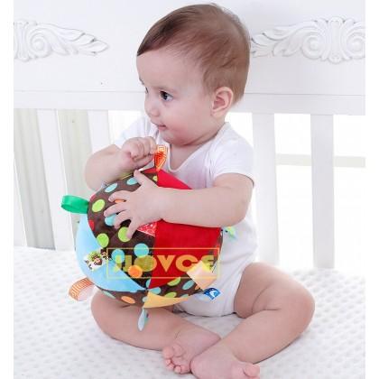 Baby Play Animal Rattle Ball