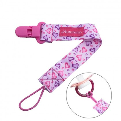 Autumnz Baby Soother Clip / Baby Pacifier Clip