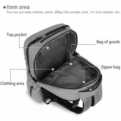 AB Mummy Diaper Bag Large Capacity