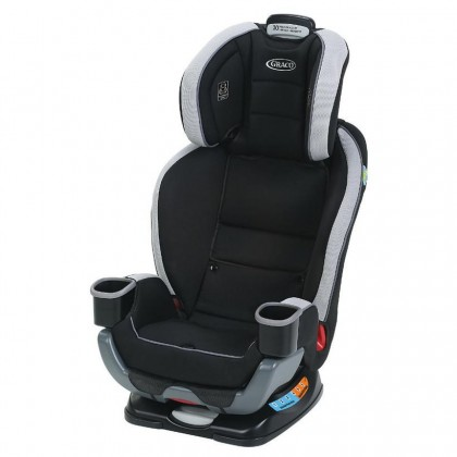 Graco Extend2Fit 3 In 1 Convertible Car Seat