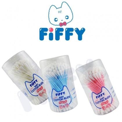 Fiffy Mini Cotton Bud Drum 200tips
