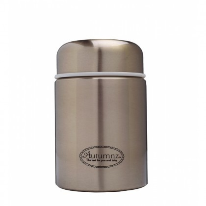 Autumnz Stainless Steel Food Jar 450ml