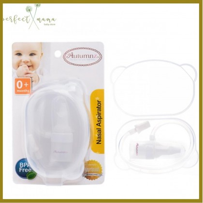 Autumnz Baby Nasal Aspirator