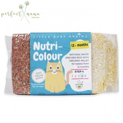 Little Baby Grains Step 4 Nutri Colour for 12m+ (750g)