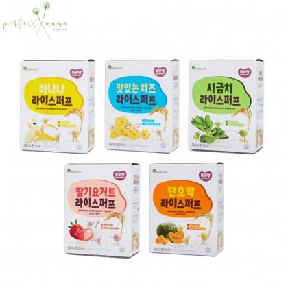 Renewallife DdoDdoMam Organic Rice Puff