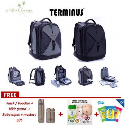 Terminus Daddy Cool Diaper Backpack