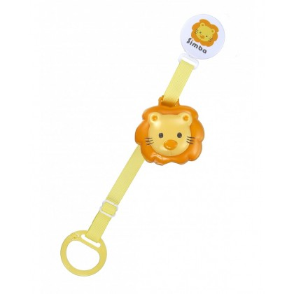 Simba Pacifier Strap With Case