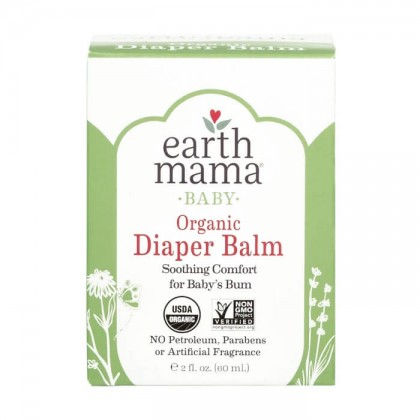 Earth Mama Organics Diaper Balm