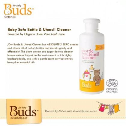 Buds Household Eco Baby Safe Bottle And Utensil Cleaner 500ml