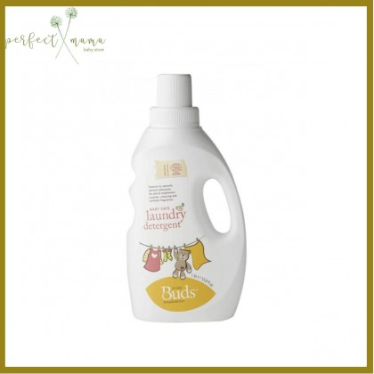 Buds Household Eco Baby Safe Laundry Detergent 1000ml