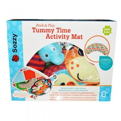 Sozzy Tummy Time Activity Mat