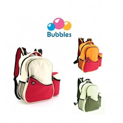 Bubbles Backpack Diaper Bag